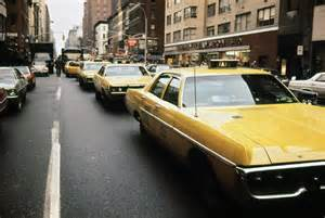 1970s New York City Taxis