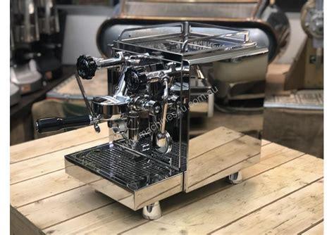 The rocket r58 espresso machine. New rocket ROCKET R58 V2 DUAL BOILER 1 GROUP BRAND NEW ESPRESSO COFFEE MACHINE Coffee Equipment ...