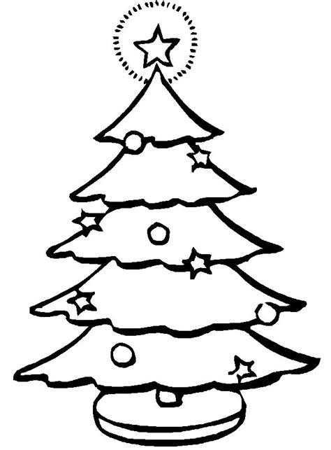 imagenes de arboles de navidad para colorear e imprimir
