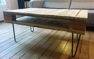 attrayant fabrication meuble avec palette bois 14 la With fabrication meuble avec palette bois