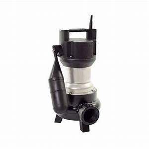 Us 75-155 Submersible Sump Pump - Us75e 230v Manual