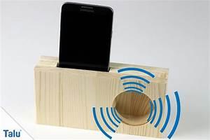 Lautsprecher Selber Bauen Anleitung : smartphone lautsprecher selber bauen stromlose handy boxen ~ Watch28wear.com Haus und Dekorationen