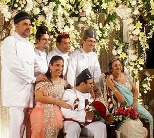 Boman Irani's son's wedding pictures - Rediff.com Movies