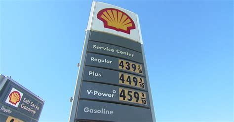 whats driving high gas prices  california cbs news