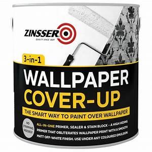 Zinsser Wallpaper Cover