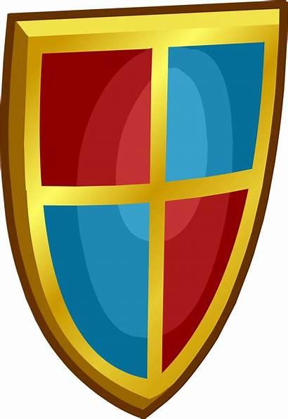Shield Perisai Emas Wikia Penguin Badge Transparent