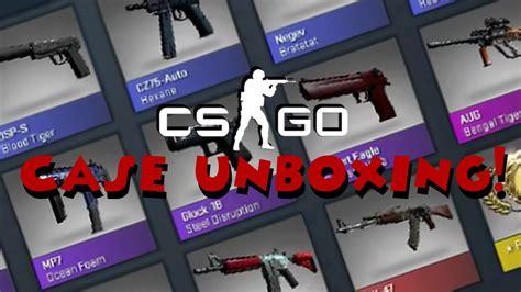 worst cs go unboxing