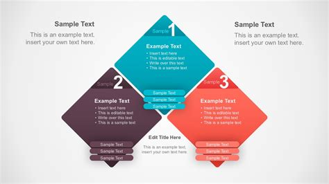 What Is A Template Integrated Process Diagram Template For Powerpoint