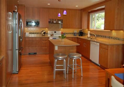 Kitchen Island Designs Ideas - 1970 39 s kitchen renovation arlington heights il better kitchens