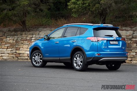 2016 Toyota Rav4 Cruiser-rear