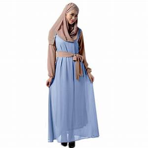 hijab long dress pakistani dresses for woman abaya robe With robe de chambre femme longue