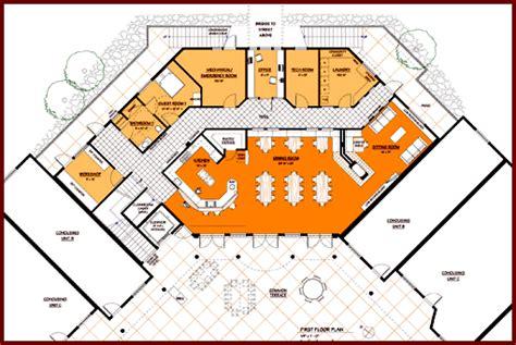 genius common house plans wolf creek lodge 187 common house