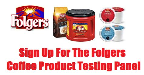 Coupons And Freebies: Sign Up For New Folgers Coffee Product Testing Panel. Get Free Full Size