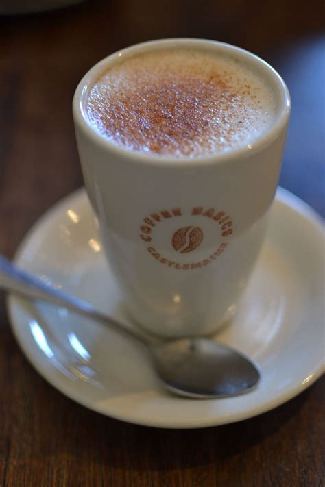 While chai made with tea does have caffeine, the levels won't be nearly as high as your regular coffee. Soy chai latte | Chai latte, Latte, Chai