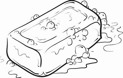 Clipart Soap Bar Drawing Soapbar Svg Paintingvalley