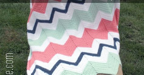 Easy Beginner Chevron Crochet Baby Blanket! Only One Stitch To Learn Aden And Anais Dream Blanket Vs Silky Soft Green Lantern Throw Twin Leaf Baby Pattern How To Crochet Granny Square Orange Uk White For Couch S First Teddy Bear Warm Snuggle