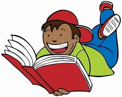 Reading Clipart Books Children Clip Clipartmag Principal
