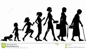 Ages Of Woman Stock Image - Image: 32780321