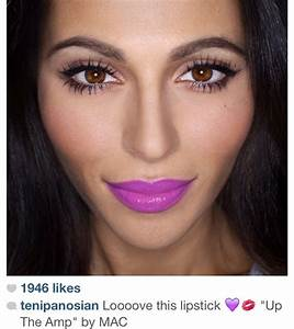 """Neon Look: """"up the amp"""" by Mac... I need this lipstick ..."""