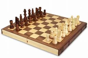 Jeu D échec Design : jeu d 39 checs en bois d 39 aulne et fermoir magnetique ~ Preciouscoupons.com Idées de Décoration