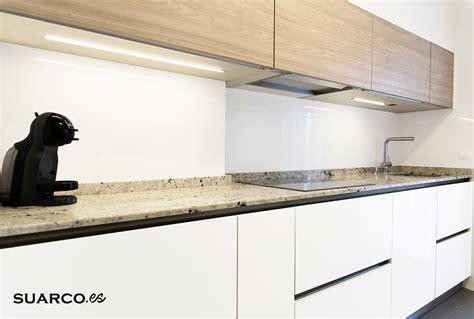 cocina estilo nordico cocinas suarco fabrica  diseno