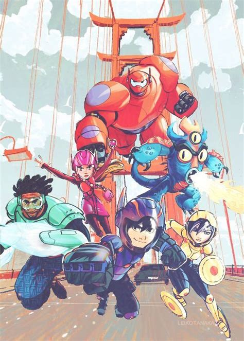 big hero 6 disney movie télécharger free