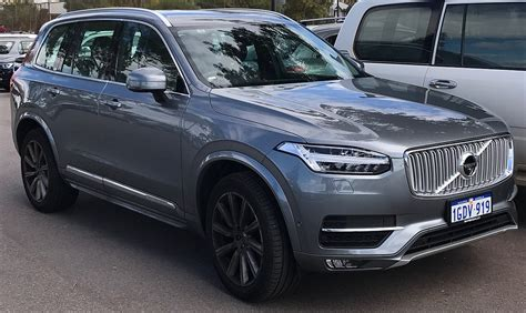 Volvo Xc90 Picture by Volvo Xc90