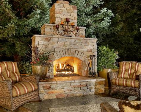 custom fireplaces fire pits west palm beach outdoor
