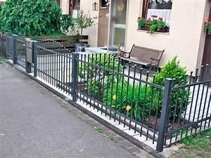 Gartenzaun Aus Metall : metallbau ~ Orissabook.com Haus und Dekorationen
