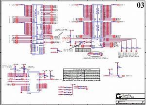 Dell Inspiron 6400 Discrete  Schematic Diagram  U0026 Board