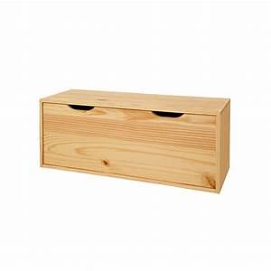 Rangement Tiroir Bois : caisson de bureau 1 tiroir ~ Edinachiropracticcenter.com Idées de Décoration