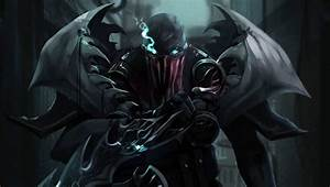 Pyke League Of Legends Online Game Art Wallpaper