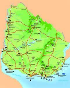 ウルグアイ:ウルグアイへのアクセス、基本 ...