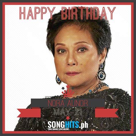 Nora Aunor Memes - nora aunor s birthday celebration happybday to