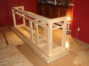 Step by step photos of building a house pub! So cool