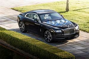 Rolls Royce Wraith : rock n roller rolls royce wraith inspired by british music specials revealed by car magazine ~ Maxctalentgroup.com Avis de Voitures
