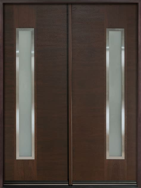 Modern Front Entry Doors in Chicago, IL at Glenview Haus