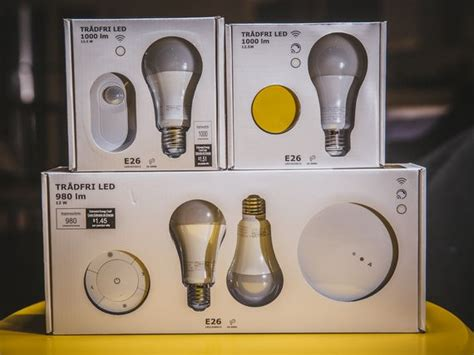 Ikea Tradfri Smart Led Kit Review Too Underwhelming To
