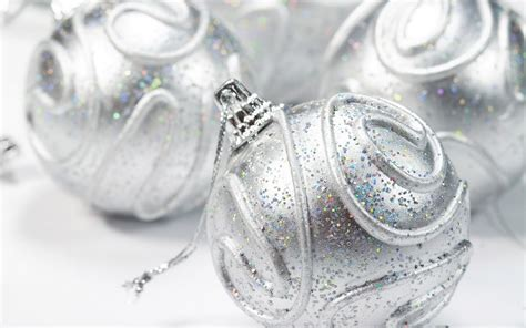 silver christmas decorations christmas photo 22229337