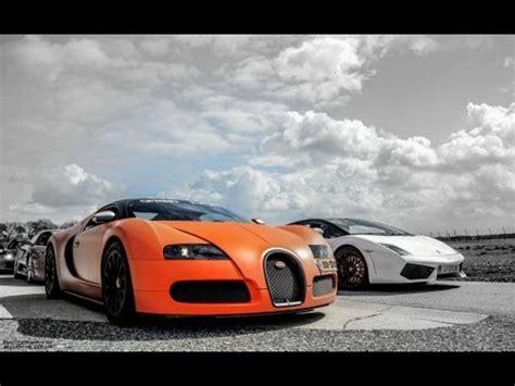Bugatti Vs Lamborghini Race