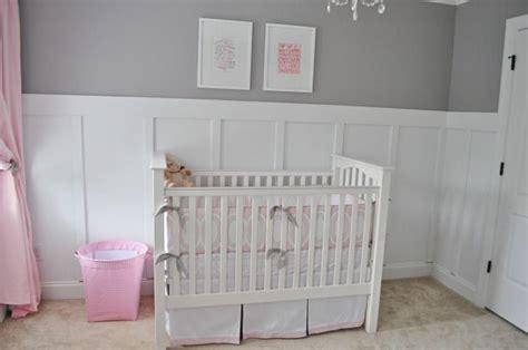 Beadboard Nursery : Gray Rooms With Beadboard
