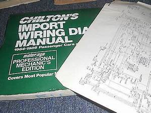 1984 1985 1986 Toyota Pickup Truck Wiring Diagrams