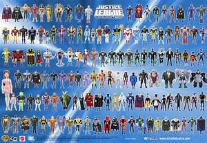justice league character list - Video Search Engine at ...
