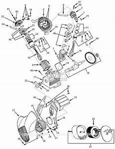 Campbell Hausfeld Hs2810 Parts Diagram For Pump Parts