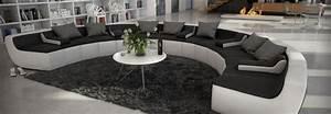 Couch U Form Modern : u shaped sofas warehouse design furniture ~ Bigdaddyawards.com Haus und Dekorationen