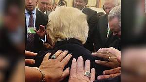 Why Trump puts his faith in evangelicals Godzlla
