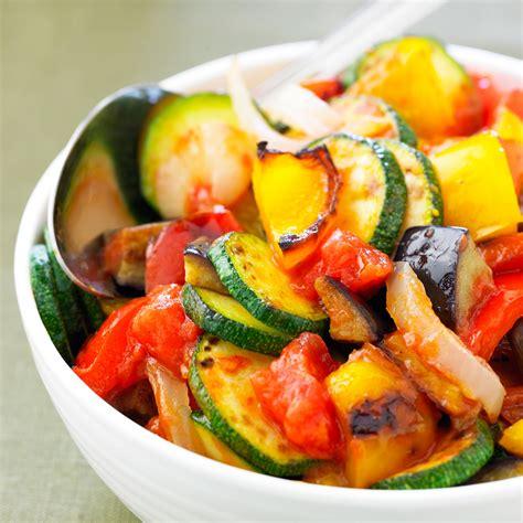 ratatouille rapide facile et pas cher recette sur cuisine actuelle