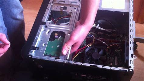 dell ordinateur bureau comment changer disque dur d 39 ordinateur remplacer le