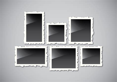 Free svg designs | download free svg files for your own. Realistic Retro Photo Frame - Download Free Vectors ...