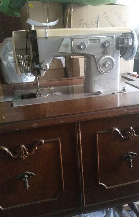 kenmore sewing machine in cabinet kenmore sewing machine in cabinet model 117 305